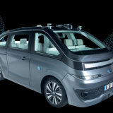 French startup launches autonomous and electric taxi