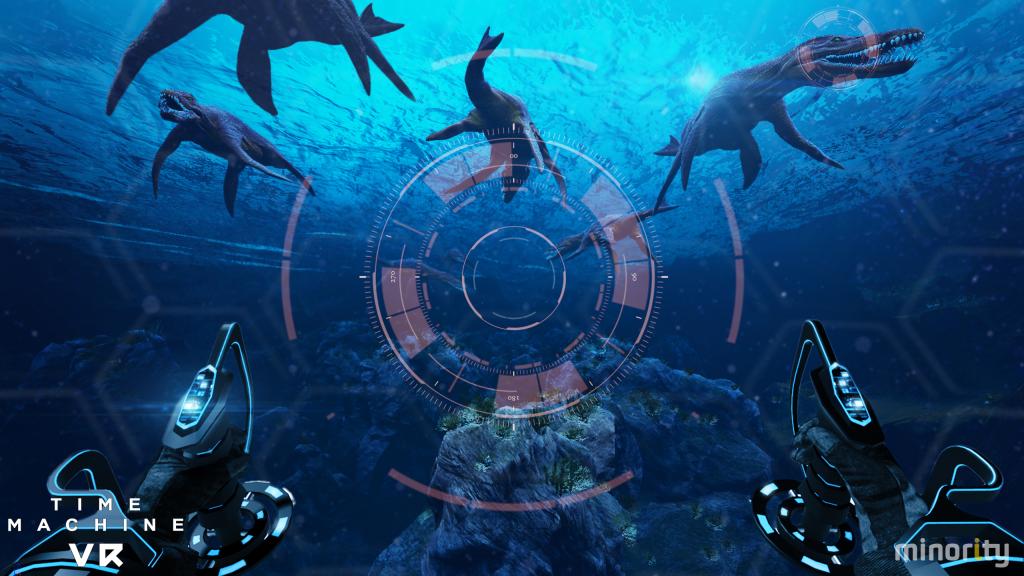 Time Machine VR - Screenshot06