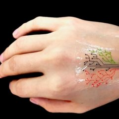 Living tattoos by MIT engineers