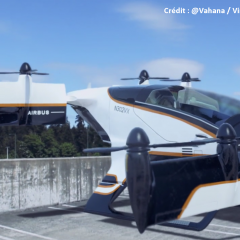 Vahana: Airbus will test his flying taxi