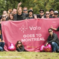 Blue Meteorite establishes Valo North American headquarters in Montréal