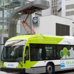 Québec's transportation industry rewards the Cité Mobilité electrification project