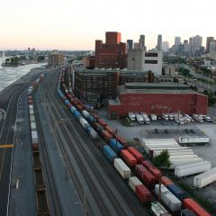 The Governement of Canada invests $ 45.8 million in transportation infrastructure at the port of Montréal