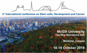 3rd international conf on STEM CELLS