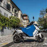Lancement des motos électriques en libre-service à Paris