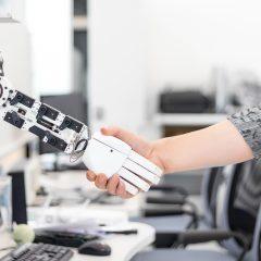 Un robot-humain qui améliore la gestion des déchets de la ville