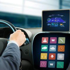 La voiture autonome qui rassure les piétons