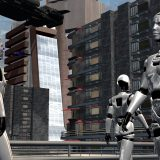 Kengoro, le robot humanoïde qui transpire