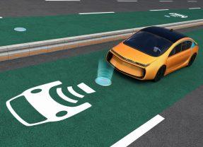 Recharger les véhicules électriques quand elles roulent