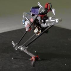 Un robot champion de saut, prochain outil des secouristes après une catastrophe?