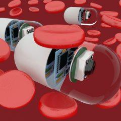 Des médicaments électroniques qui carburent à l'acide gastrique