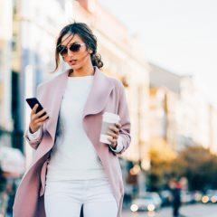Google et H&M lancent une robe personnalisée «CODED COUTURE» basée sur les données d'une application