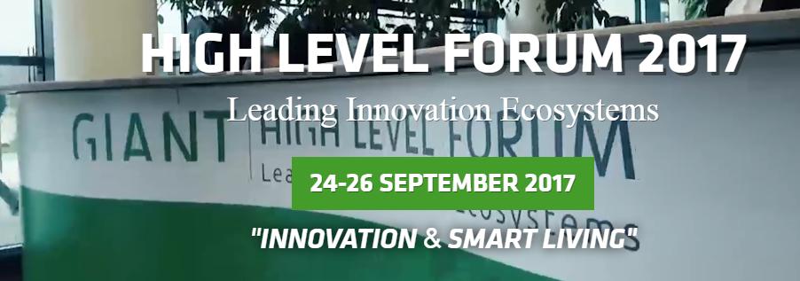 High Level Forum 2017