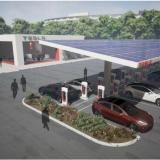 Des superchargeurs urbains pour démocratiser la voiture électrique