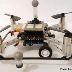 Ces drones hybrides capables de rouler et de voler révolutionneront-ils les transports urbains ?
