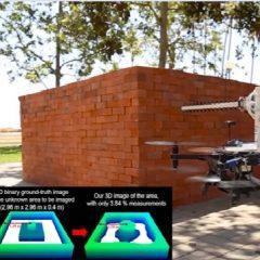Des drones voient en 3D à travers les murs grâce au Wi-Fi