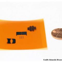 Ces capteurs imprimés surveillent l'usure des pneus en temps réel
