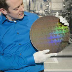 30 milliards de transistors sur une puce de la taille d'un ongle
