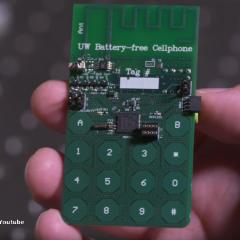 Des chercheurs inventent un téléphone sans batterie