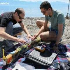 Eel : une anguille-robot capable d'analyser la pollution de l'eau