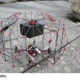 L'EPFL conçoit un drone qui transporte des colis d'un demi-kilo