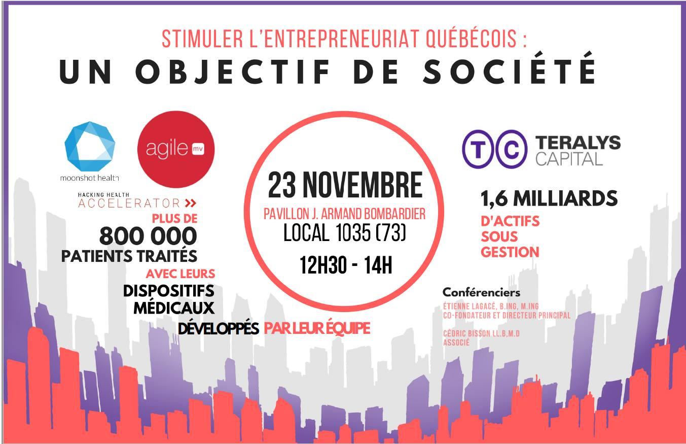 Stimuler l'entrepreneuriat québécois_PolytechMtl