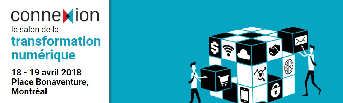 Le salon de la transformation numérique Les Affaires