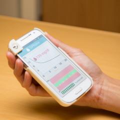 Un nouvel étui pour téléphone intelligent permet de surveiller facilement la glycémie