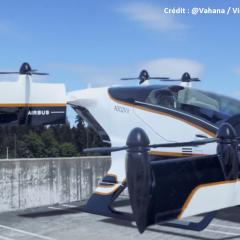 Vahana : Airbus va tester son taxi volant