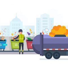 Des poubelles intelligentes dans le Sud-Ouest de Montréal