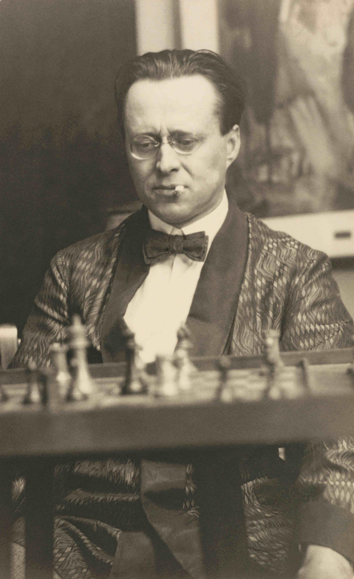 Ernest Cormier dans les années 1930