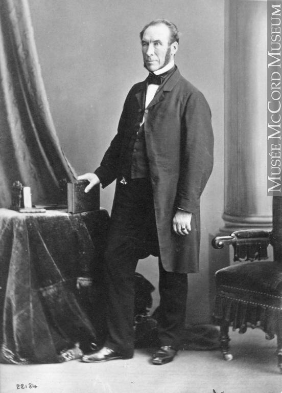 Portrait photographique de William Workman