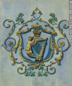 Emblème de la Saint Patrick's Society