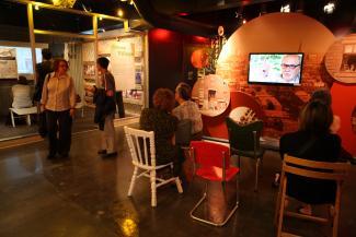 Photo de l'exposition Quartiers disparus