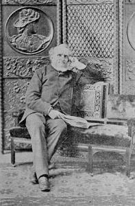 Portrait de William Notman.