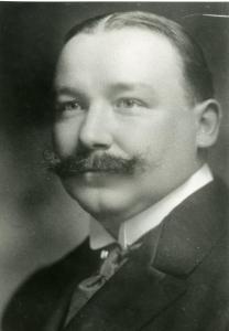 Portrait d'Henry Laureys.