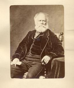 Portrait de Sir Hugh Allan
