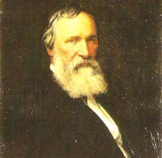 Portrait de John Young.