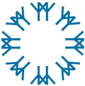 Logo officiel de l'Expo 67