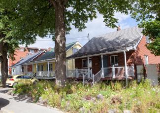 Maisons de vétérans dans le Sud-Ouest