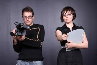 Stéphanie Lacroix, entrevues et assistance à la recherche et réalisation, et Marc-Thomas Dupuis, prise de vue et montage vidéo.