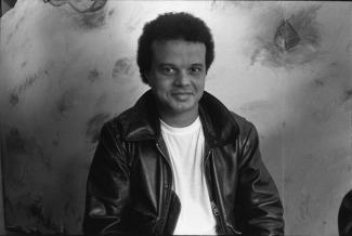 Portrait de Serge Emmanuel Jongué