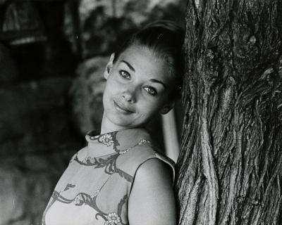 Portrait d'Andrée Champagne