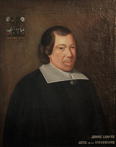 Portrait de Le Royer de la Dauversière