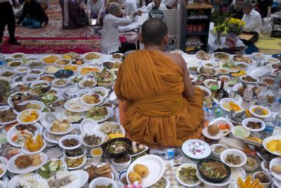 Le nouvel an cambodgien à la Pagode khmère du Canada
