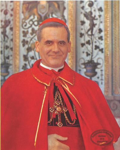 Portrait du cardinal Léger entre 1953 et 1967