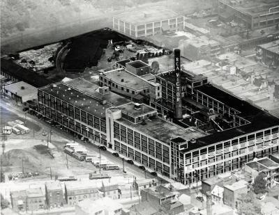 Bâtiments de l'usine d'Émile Berliner