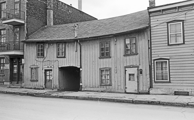 Ancienne maison villageoise de Saint-Henri
