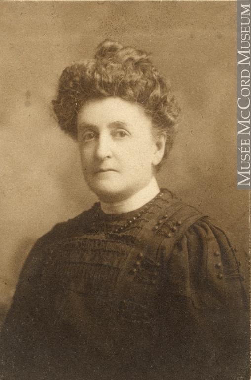 Portrait d'Eliza Walker