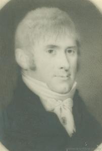 Portrait de Jean-Marie Mondelet